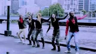 """CONGO AUSTRALIA GOSPEL MUSIC 2014- """"Louez Louez""""(OFFICIAL VIDEO) ANGEL VOICES BAND"""