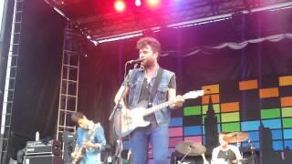 """Arkells HD ~ """"Whistleblower"""" Live at Ottawa Bluesfest 2012"""