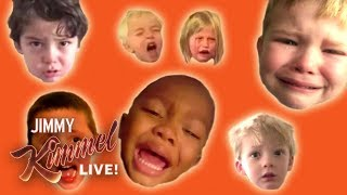 YouTube Challenge - I Told My Kids I Ate All Their Halloween Candy 2017