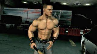 YOU BETTER RUN.. MVP! WWE Smackdown vs RAW - John Cena's Road to Wrestlemania - Ep 8 (WWE SVR 2009)