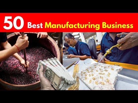 , title : 'Best 50 High Profit Manufacturing Business Ideas In India || Small Business Ideas 2021