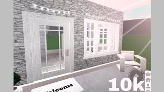 Roblox Bloxburg House 10k Two Story