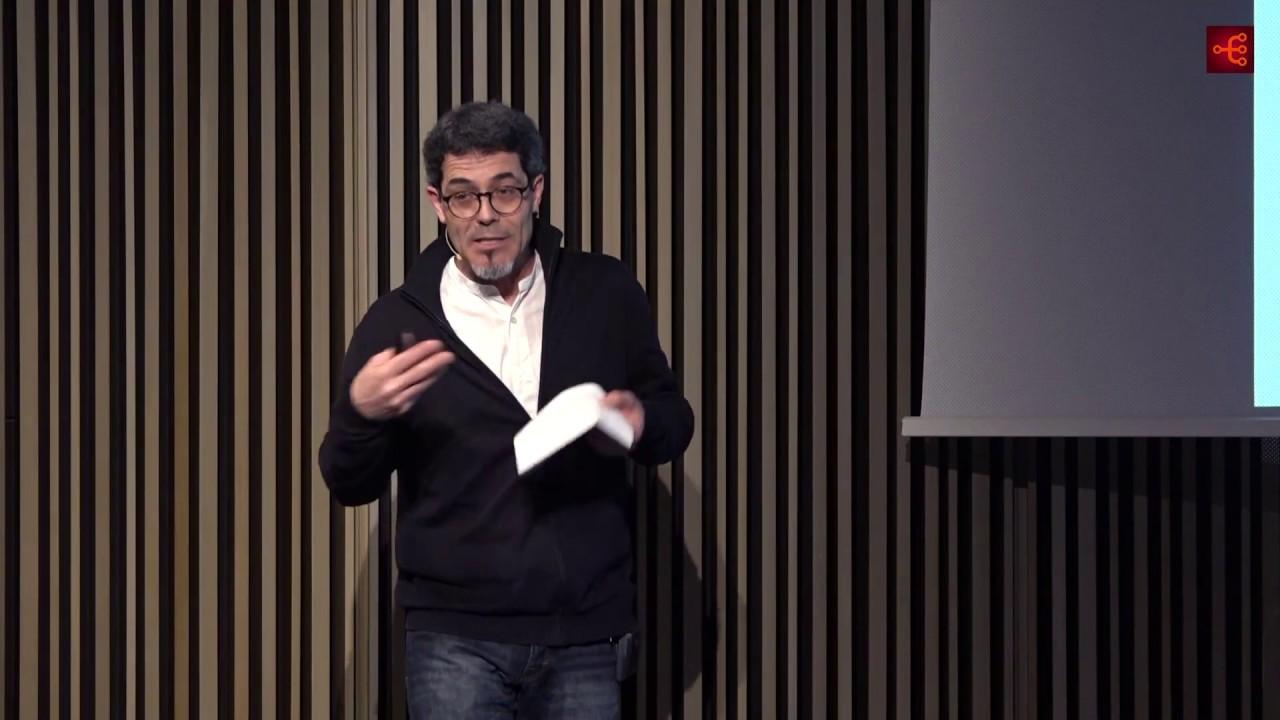 David Atzet - Canviant pràctiques a l'aula des del jo empoderat