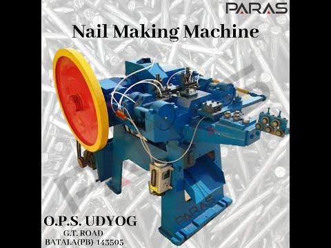 Paras - Wire Nail Making Machine 1