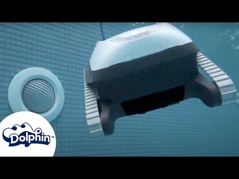 Le robot de piscine Dolphin E10 de Maytronics