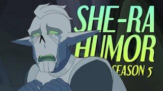 She-Ra | No, Bad Shadow Weaver! BAD! [HUMOR S05]