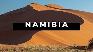 NAMIBIA TRAVEL DOCUMENTARY | 4x4 Safari Road Trip