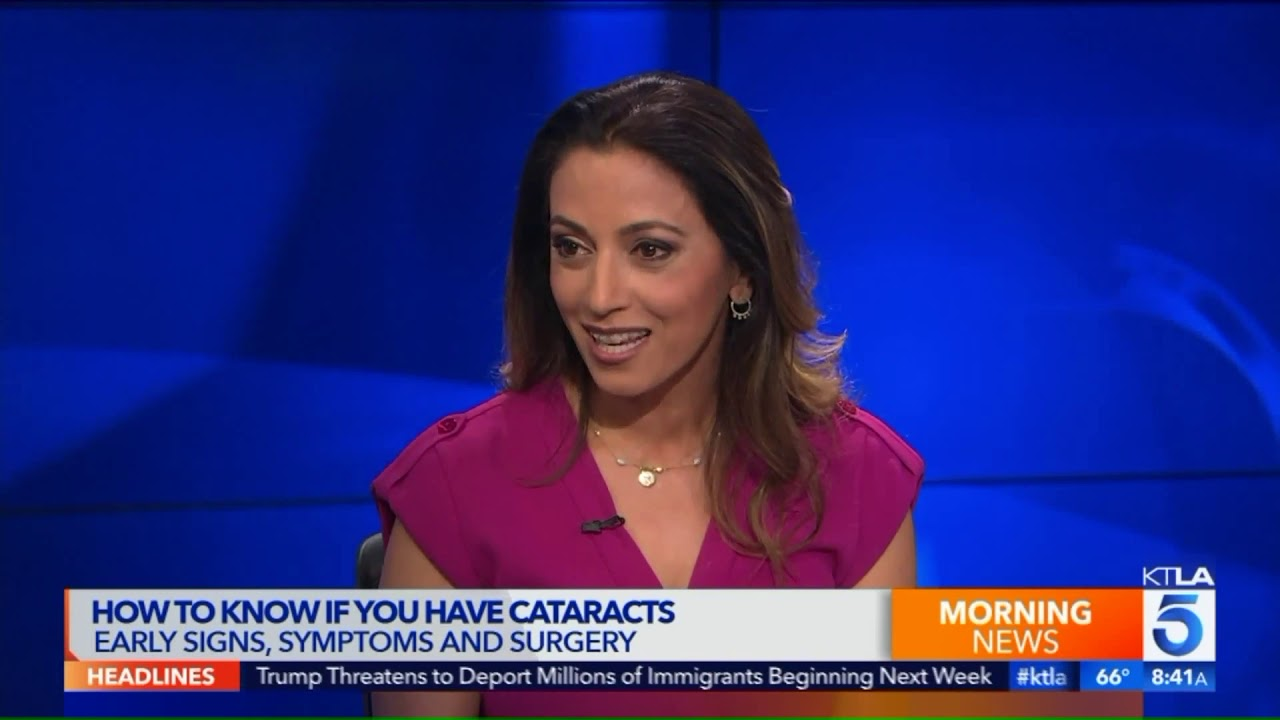 Dr. Shamie on KTLA five video thumbnail