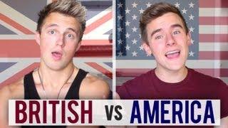 British Vs America: How We Do It