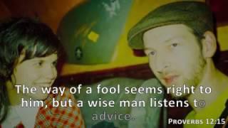 Proverbs 12:15, Holy Bible, NIV