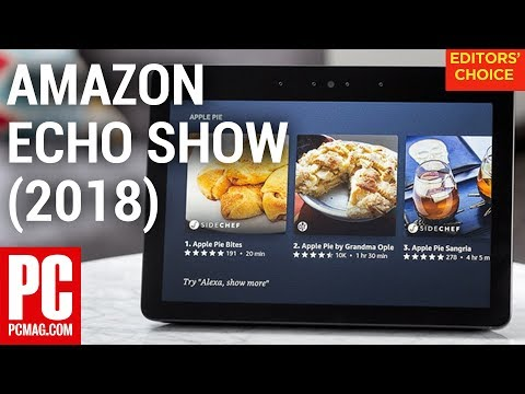 Amazon Echo Show (2018) Review