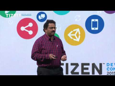 TDC 2015 - Connecting with Tizen: An Overview & Roadmap