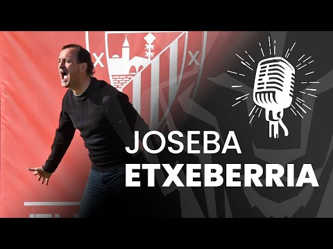 🎙️ Joseba Etxeberria I post Bilbao Athletic 3-1 CD Tudelano l 2. Fasea – 5. J – 2ªB 2020-21