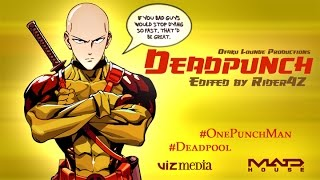 Picture of a TV show: One Punch Men