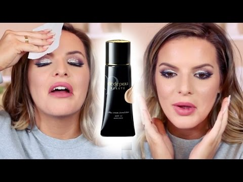 $120 Foundation First Impression! Oh.. My. | Casey Holmes