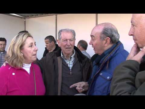 Valmaña intensifica su campaña en Guadalajara