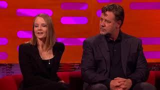 Graham Norton Show -S19EP9 - Russell Crowe,Ryan Gosling,Jodie Foster,Greg Davies,Tom Daley,EltonJohn