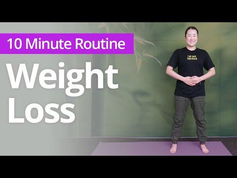 Rutină de pierdere în greutate cu impact redus