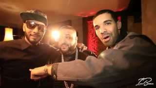 Video  Behind The Scenes  Dj Khaled Drake, Lil Wayne  Rick Ross  No New Friends