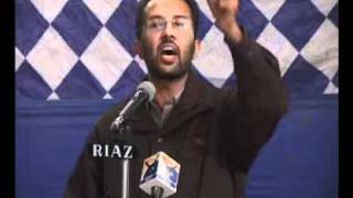 Best Speech by BR. H. HASSAN (Ex. NAZM-E-LHR)