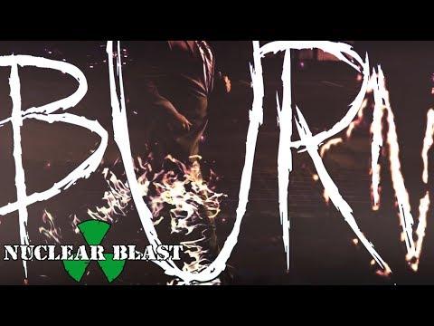 IN FLAMES - Burn (OV, lyrics)