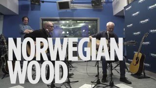 "Peter Frampton ""Norwegian Wood"" The Beatles Cover Live @ SiriusXM // Classic Vinyl"