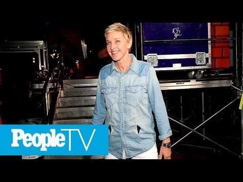 Ellen DeGeneres Says She Was 'Depressed' After Coming Out And Felt 'Hurt' By Elton John | PeopleTV