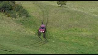 preview picture of video 'ripping up a reserve in waihi'