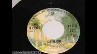 TOWER OF POWER -  Clever girl