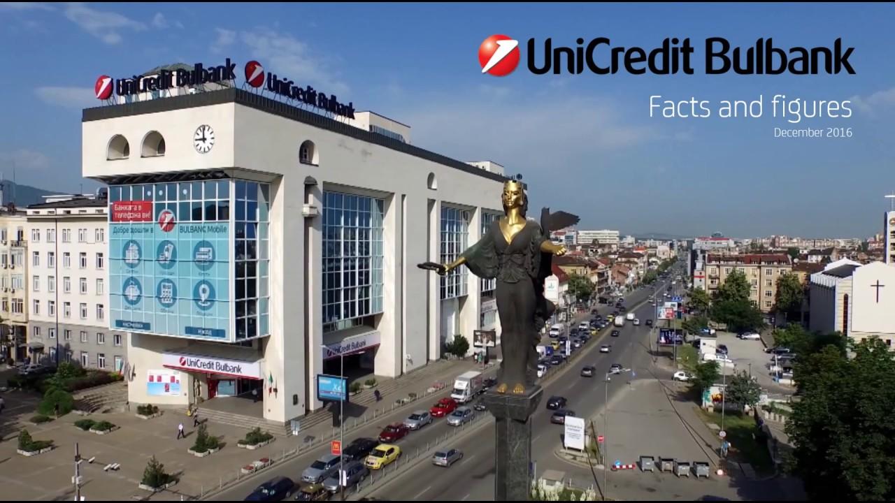 Short presentation of UniCredit Bulbankl