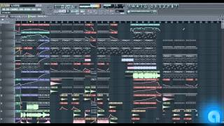 Arty feat. Chris James - Together We Are (Fl Studio Completed Edit/Remake) Incl. Flp