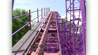 Wildcat Coaster POV - Williams Grove Amusement Park - Mechanicsburg, Pennsylvania, USA