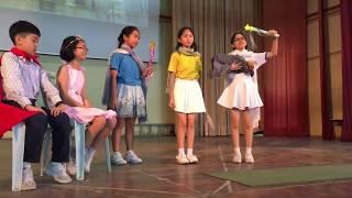 霹雳怡保育才华小儿童节庆典 - 话剧 - 睡美人搞笑版 2017
