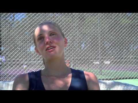 Anna Chakvetadze interview