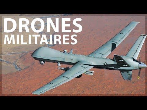 Pourquoi le Drone Pourrait Remplacer l'Avion de Combat