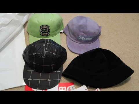 08feed301bd8f SUPREME X THE NORTH FACE PICKUPS! WEEK 16 SNAKE SKIN Cari Lagu Ini  Download. Supreme SS18 Week 9 Pickup Unboxing Lacoste Collab Hats