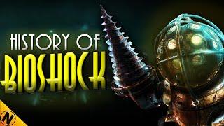 History of BioShock (1994 - 2019)