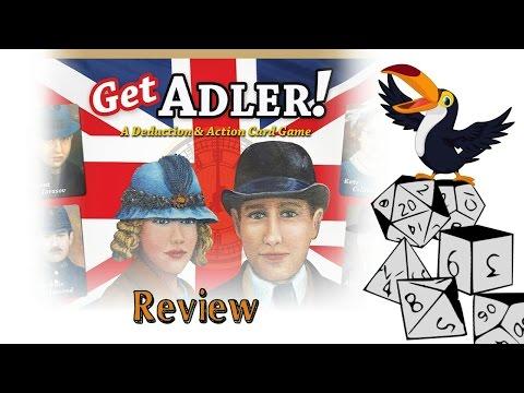 Get Adler! - Review