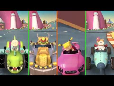 Nickelodeon Kart Racers Launch Trailer thumbnail