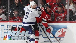 Lightning vs. Devils I Game 4 Highlights I NHL Stanley Cup Playoffs I NBC Sports