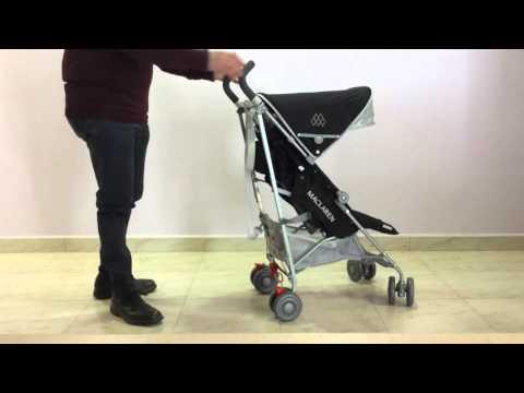 Silla de Paseo Maclaren Quest | Sillas Auto- Algatec Kids