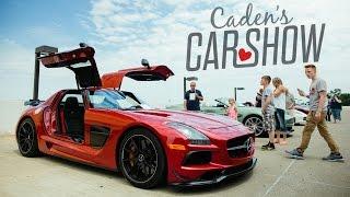 Caden's Car Show - C.S. Mott Children's Hospital at the University of Michigan