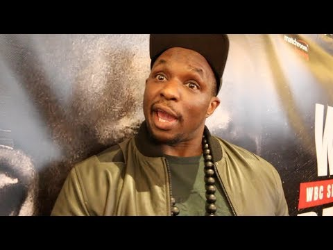 F***** RACIST PIECE OF S***! -DILLIAN WHYTE FUMING OVER BROWNE / & ON DRUGS, JOSHUA, CHISORA, BELLEW