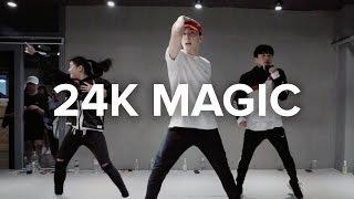 24K Magic  Bruno Mars / Kasper Choreography