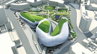 Dongdaemun Design Plaza, Seoul