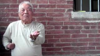 Pin Sun Wing Chun: Master Fung Chun performs Som Bai Fut in Gulao Village