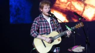 ALL OF THE STARS - Ed Sheeran Live in Manila 3-12-15