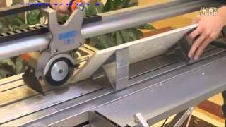 Máy Cắt Mòi Gạch QX1000, Máy Cắt Gạch Góc Nghiêng 45 Độ Đa Năng Giá Rẻ