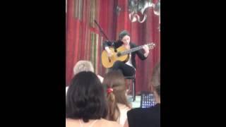Испанская песня(гитара)