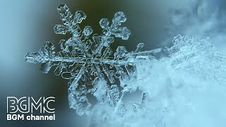 Piano Ambience - Winter Piano Music - Relaxing Ambient Music for Studying, Focus, Sleep